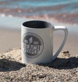 PAVILION Beach People Mug
