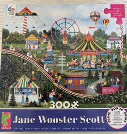 CEACO 300 pc JWS Summer Carnival Puzzle