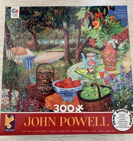 CEACO 300 pc JP Summer Picnic Puzzle