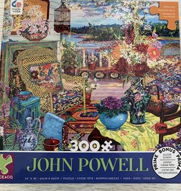 CEACO 300 pc JP Wicker Chair Puzzle
