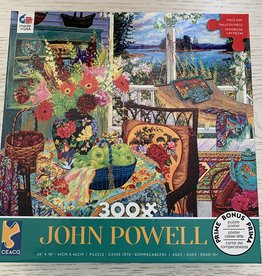 CEACO 300 pc John Powell Summer Porch Puzzle