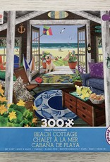CEACO 300 pc Tracy Flickinger  Beach Cottage Puzzle