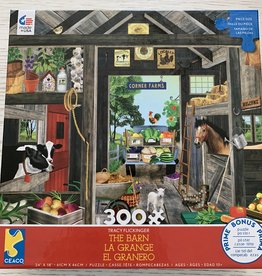 CEACO 300 pc TF The Barn Puzzle