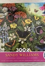 CEACO 300 pc Sandy Williams  Butterflies Puzzle