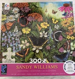 CEACO 300 pc SW Butterflies Puzzle