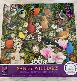 CEACO 300 pc SW Bird Puzzle