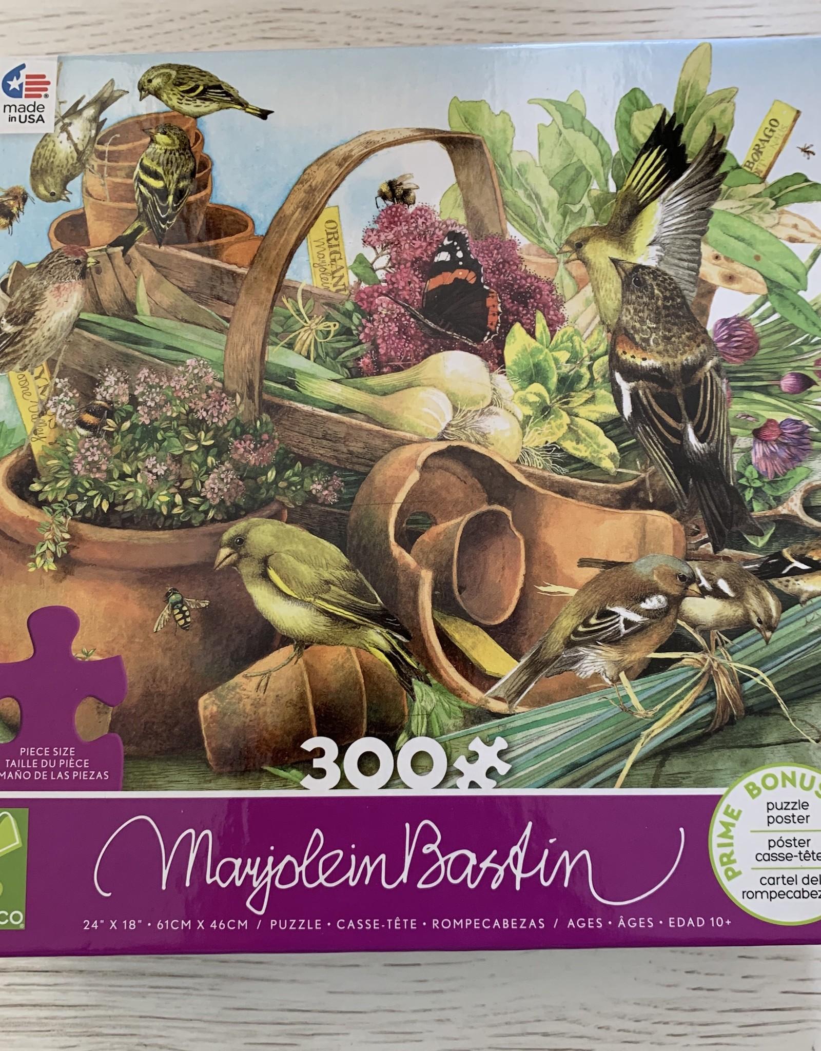 CEACO 300 pc Marjolein Bastin Flower Pot Puzzle