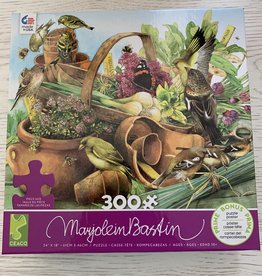 CEACO 300 pc MB Flower Pot Puzzle