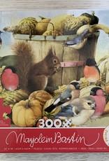 CEACO 300 pc Marjolein Bastin Fall Squirrel Puzzle