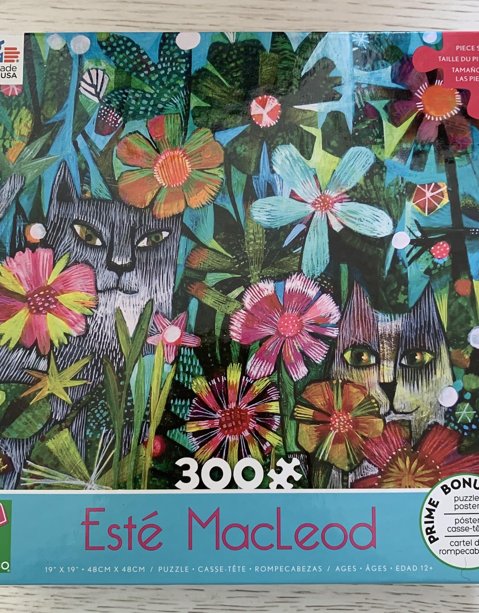 CEACO 300 pc Este MacLeod Cat Puzzle