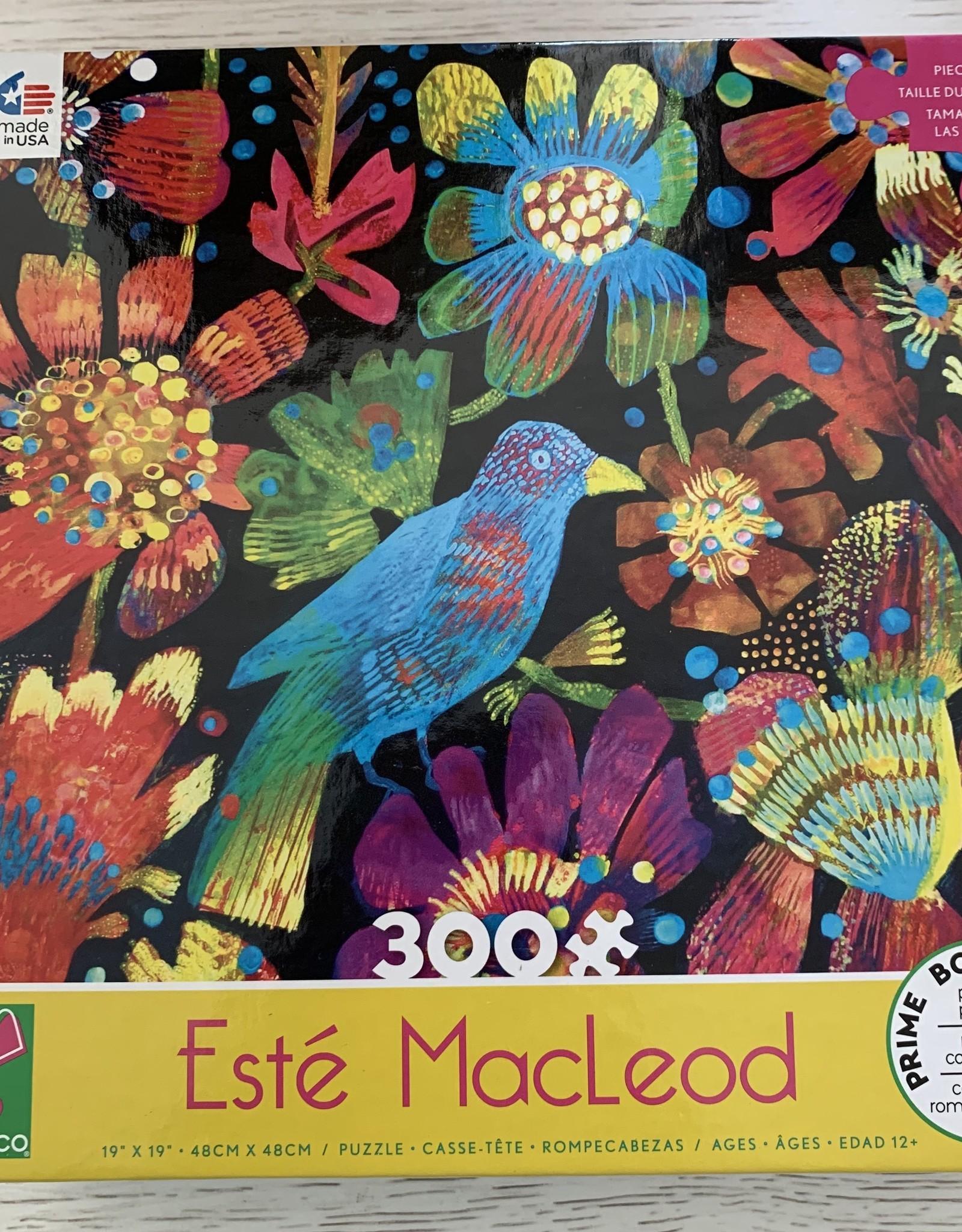 CEACO 300 pc Este MacLeod Bird Puzzle