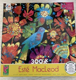 CEACO 300 pc Este MacLeod Bird Puzzle
