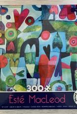 CEACO 300 pc Este MacLeod Hearts Puzzle