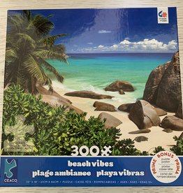 CEACO 300 pc Beach Puzzle