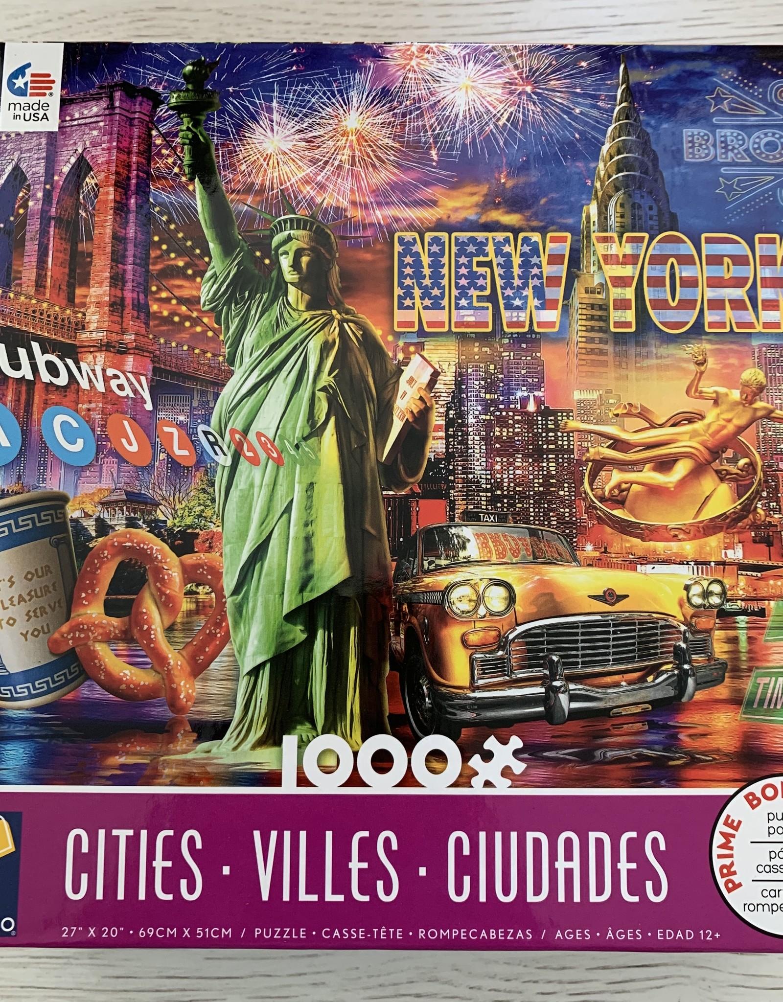 CEACO 1000 pc NYC Puzzle