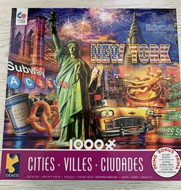 CEACO 1000 pc NYC Puzzle