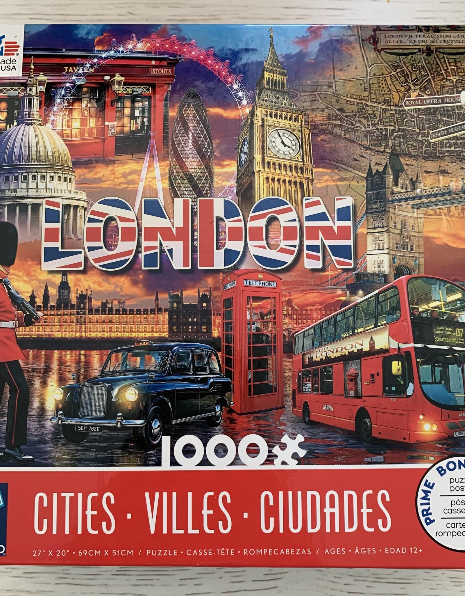 CEACO 1000 pc London Puzzle