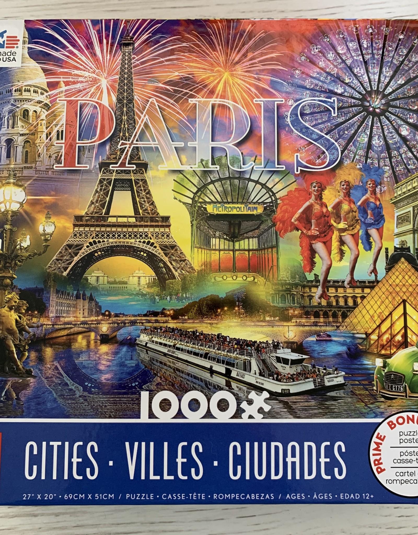 CEACO 1000 pc Paris Puzzle