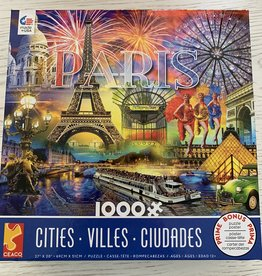 CEACO 1000 pc Paris Puzzle