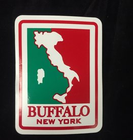 Buffalo Collection Italian Buffalo Bumper Sticker