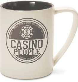 PAVILION Casino People Mug