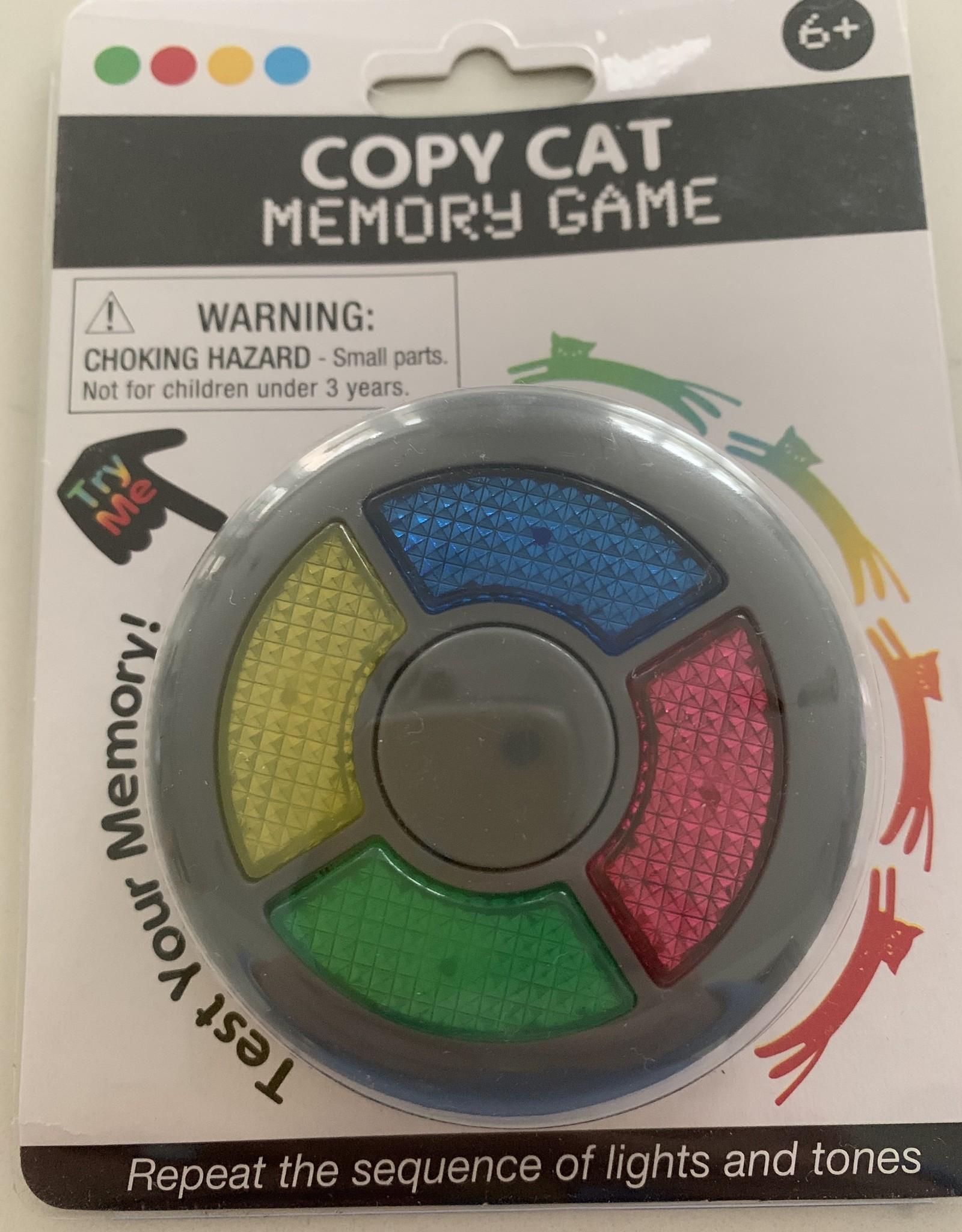 MASTER TOYS Copy Cat Memory Game