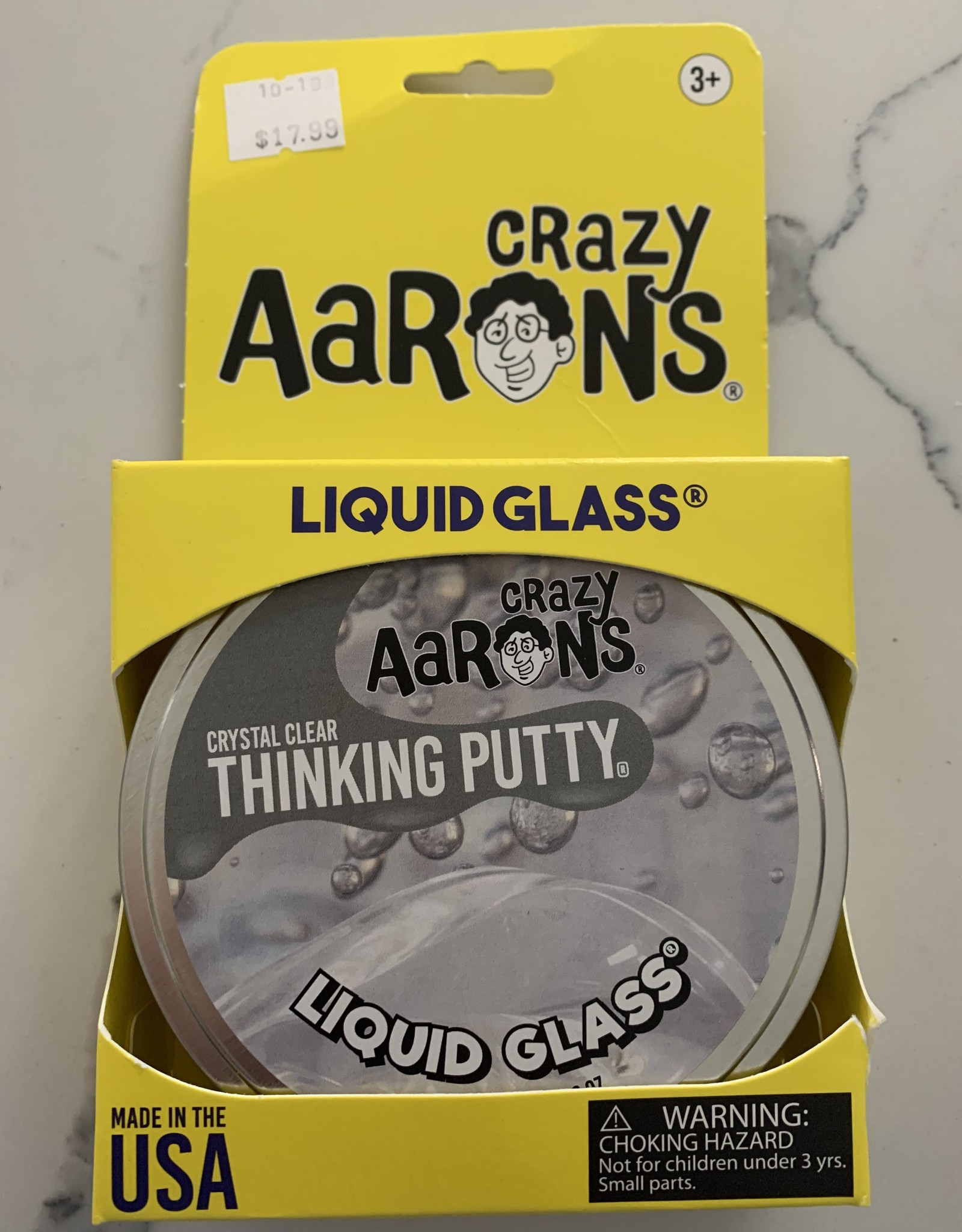 CRAZY AARON ENTERPRISES Crazy Aaron's Liquid Glass Putty