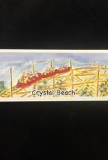 BOB GREGG Crystal Beach Magnet