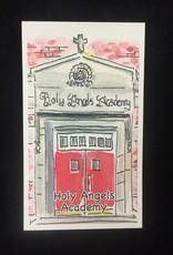 BOB GREGG Holy Angel's Academy Magnet