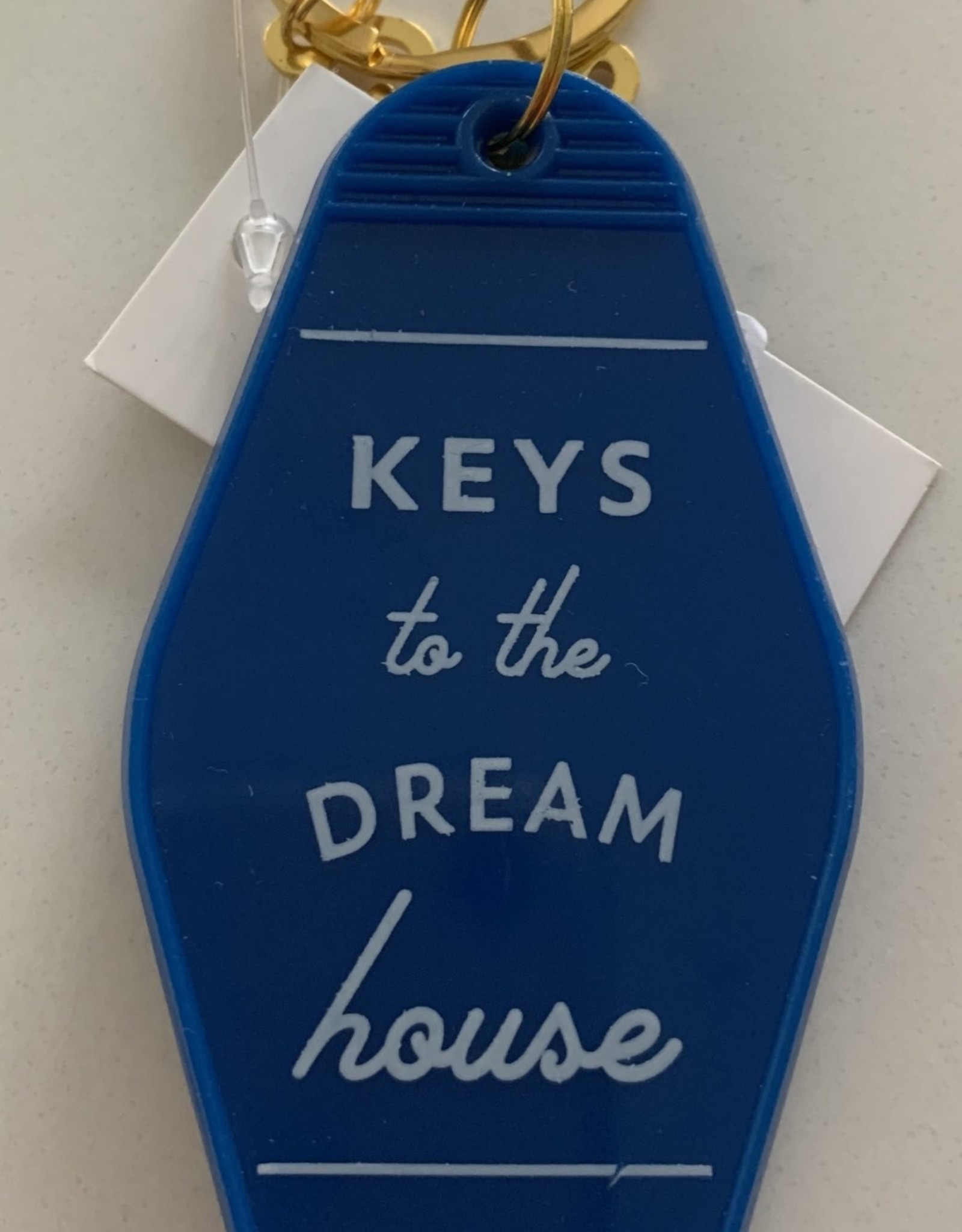 CREATIVE BRANDS Funny Hotel Style Keychains
