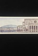 BOB GREGG HSBC Arena Magnet