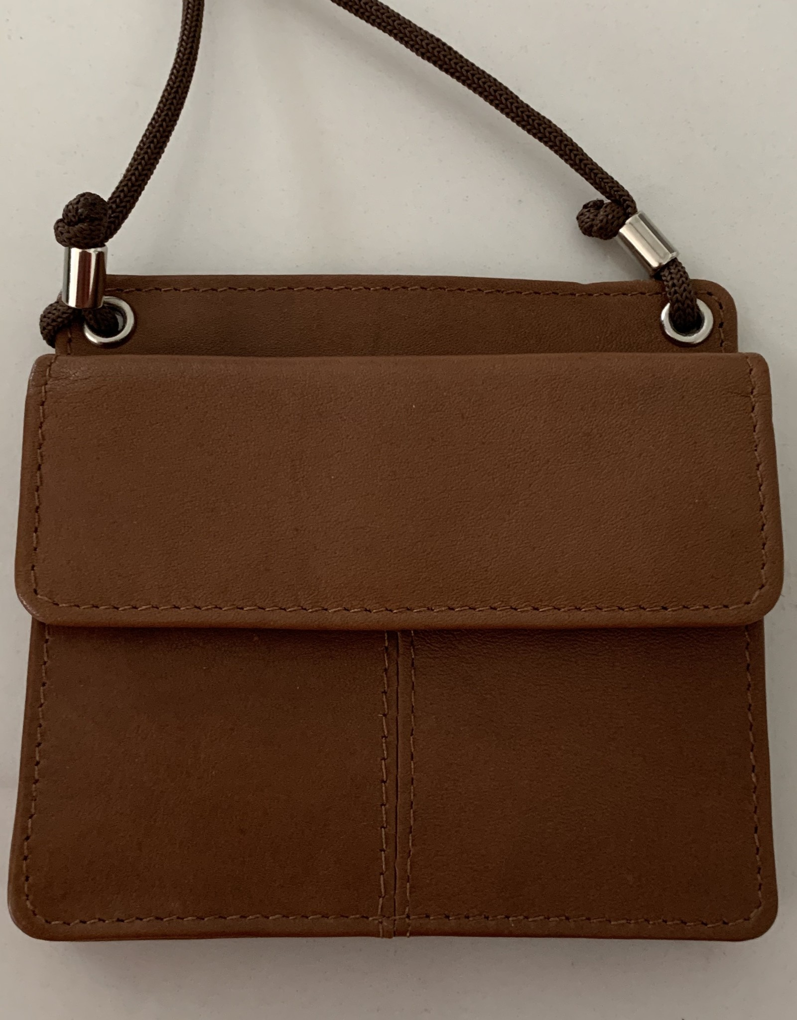INTERCONTINENTAL LEATHER IND Horizontal ID and Credit Card Holder