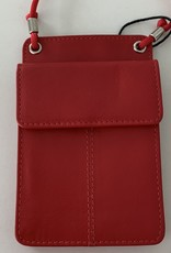 INTERCONTINENTAL LEATHER IND Vertical ID and Credit Card Holder