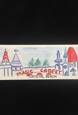 BOB GREGG Magic Carpet Magnet