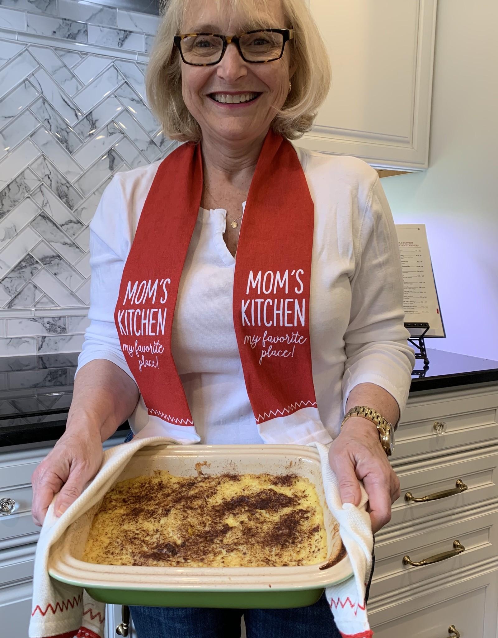 BROWNLOW Mom's Kitchen Boa