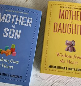 WORKMAN PUBLISHING Mother to Daughter Book