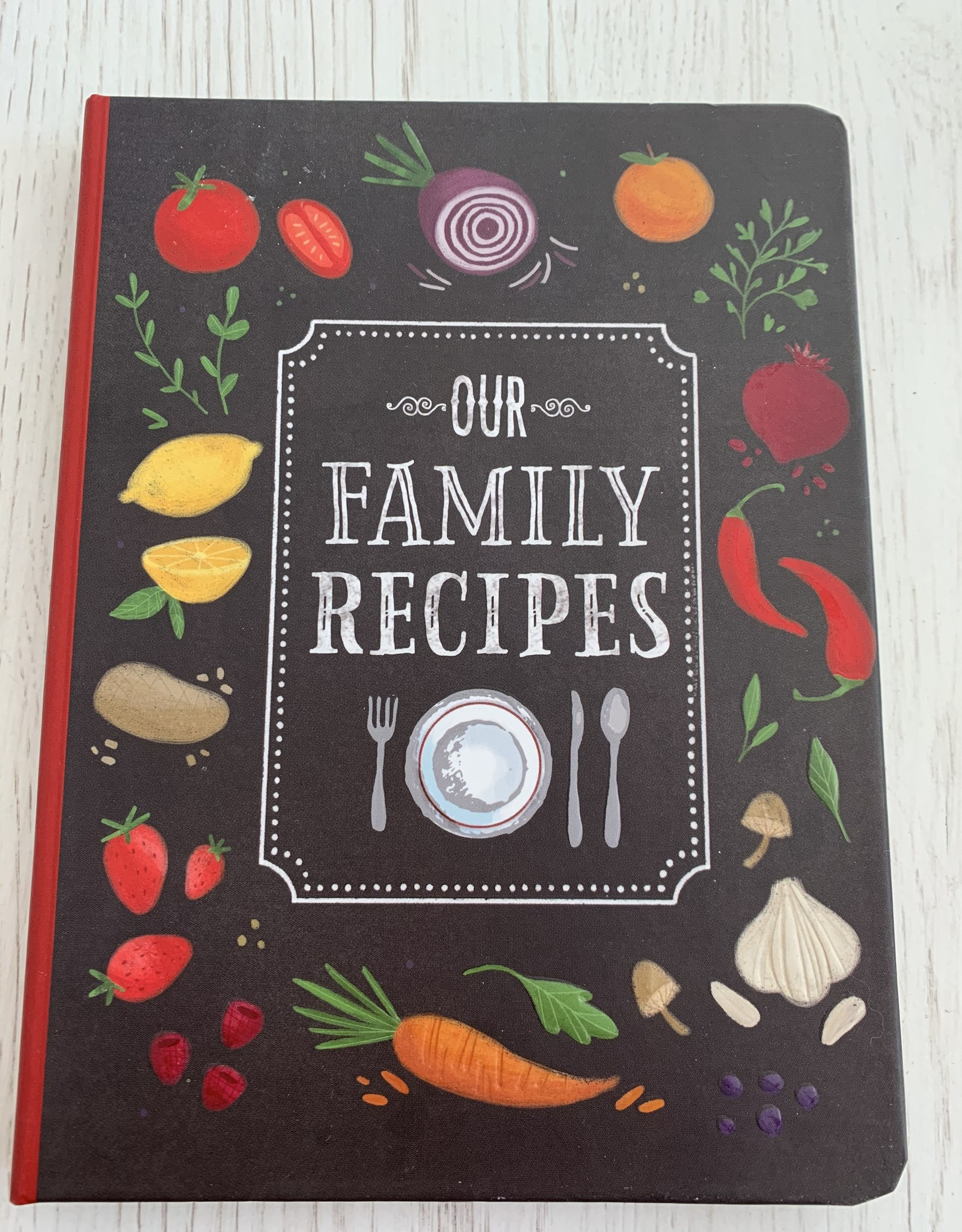 PETER PAUPER PRESS Our Family Recipe Book