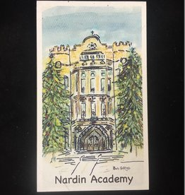 BOB GREGG Nardin Academy Magnet