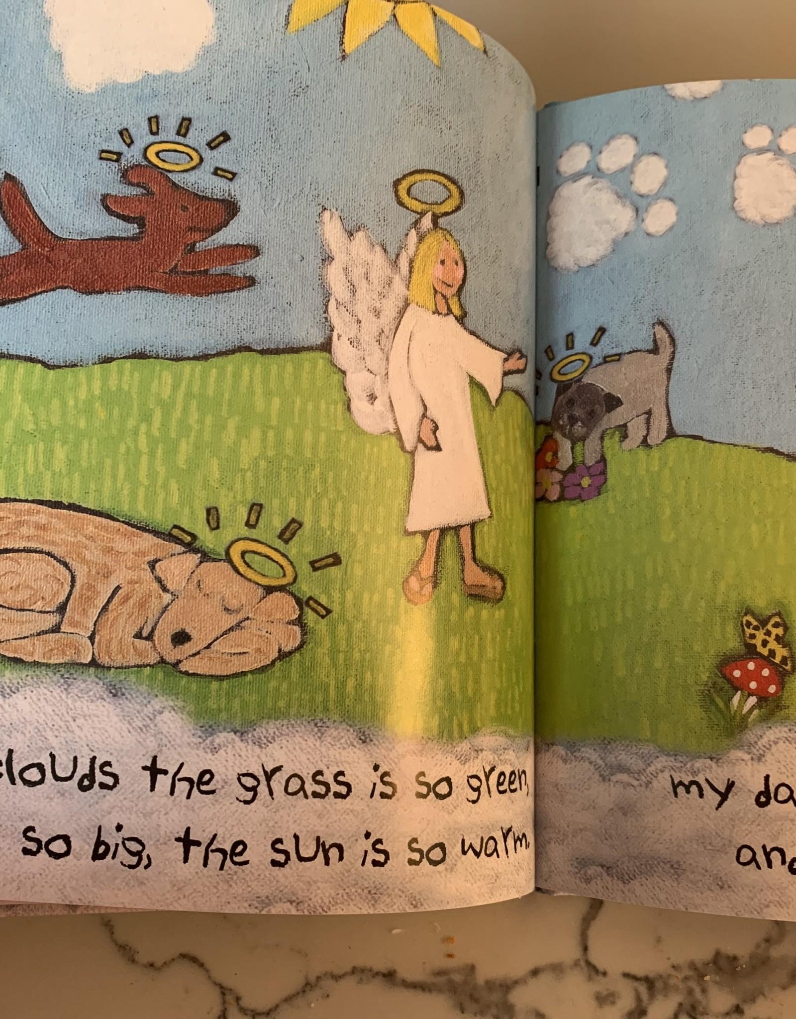 WELLSPRING Paw Prints in Heaven Book