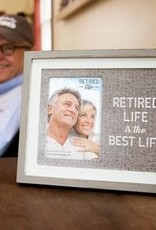 PAVILION Retired Life is the Best Life Frame