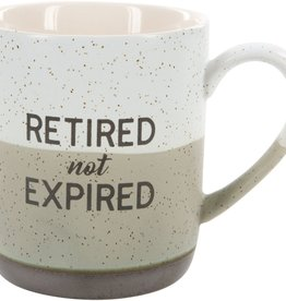 PAVILION Retired Not Expired Mug
