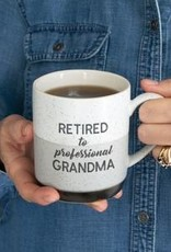 PAVILION Retired to Professional Grandma Mug