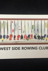 BOB GREGG West Side Rowing Club Magnet