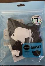 TOP TRENZ Buffalo Mask