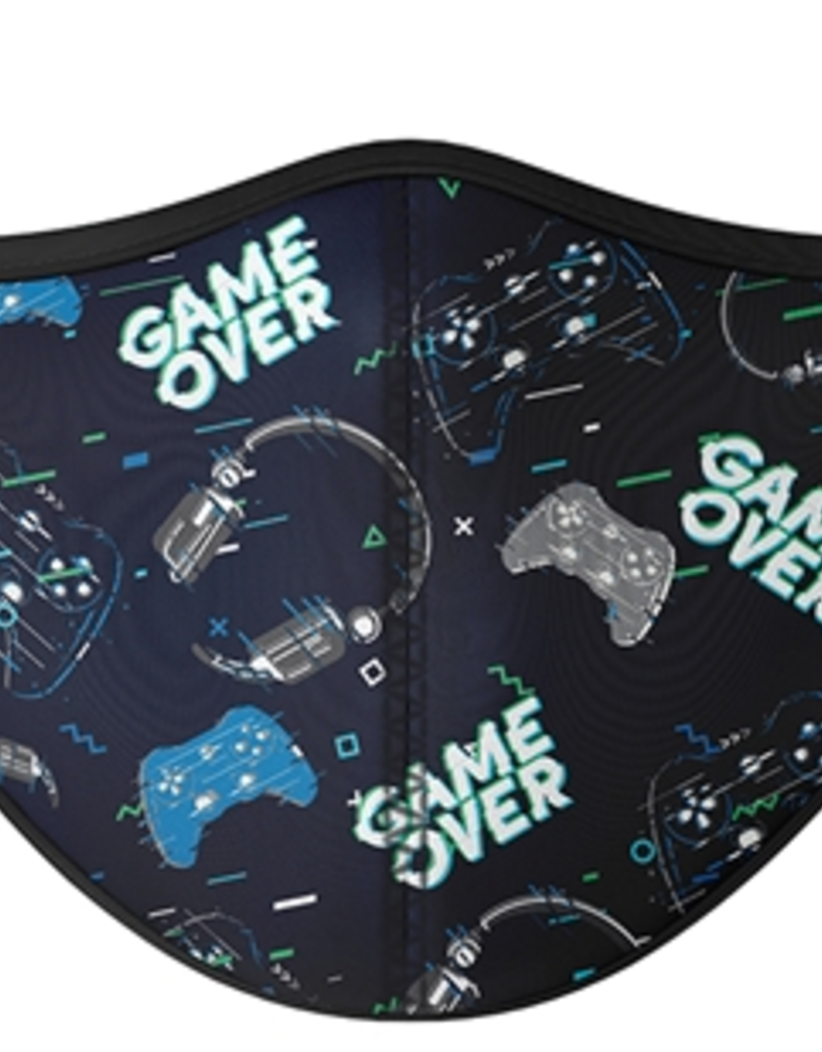 TOP TRENZ Game Over Mask
