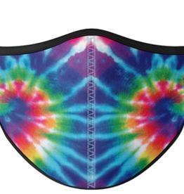 TOP TRENZ Tie Dye Mask