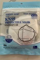 AMANDA BLU KN95 Masks-Package of 2