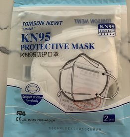 AMANDA BLU KN95 Masks-Package of 2