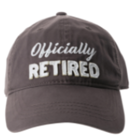 PAVILION Officially Retired Baseball Cap