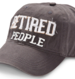 PAVILION Retired People Baseball Cap